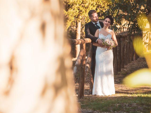 le nozze di Enza e Philip