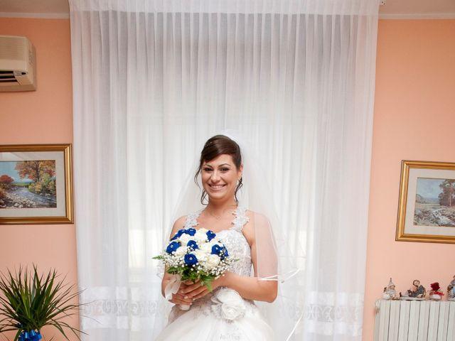 Il matrimonio di Gianni e Daniela a Cogliate, Monza e Brianza 9
