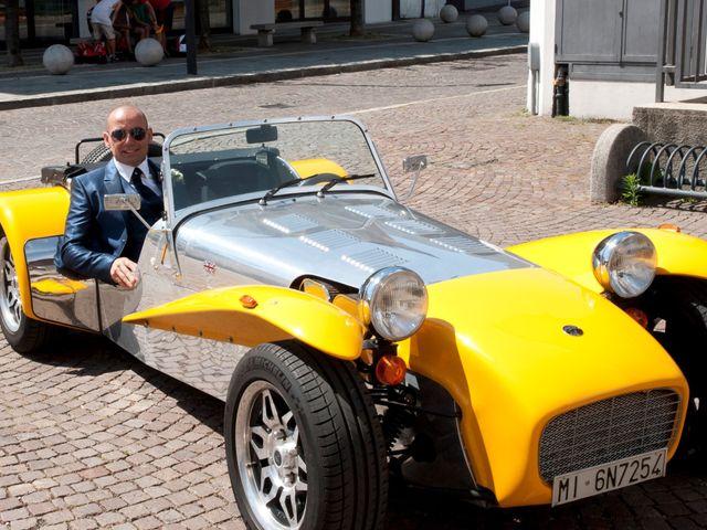 Il matrimonio di Gianni e Daniela a Cogliate, Monza e Brianza 11