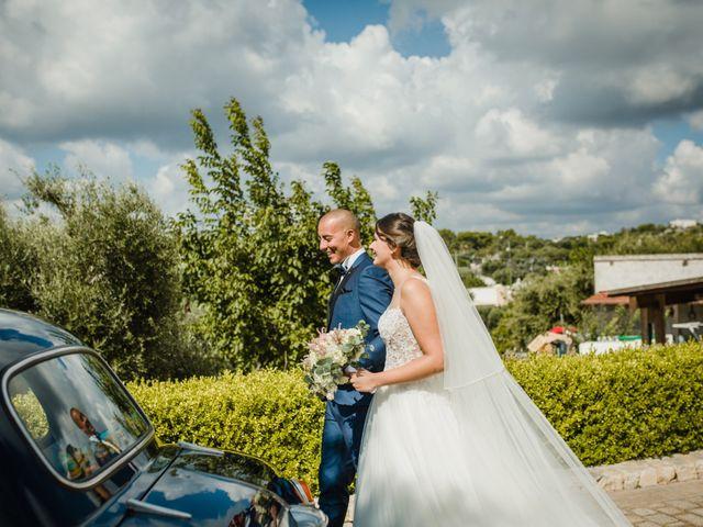 Il matrimonio di Giovanni e Monica a Ostuni, Brindisi 36
