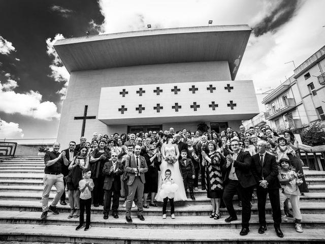 Il matrimonio di Giovanni e Monica a Ostuni, Brindisi 73