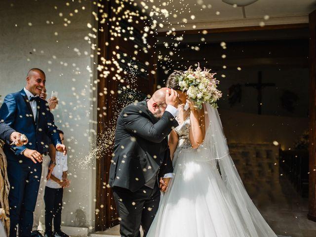 Il matrimonio di Giovanni e Monica a Ostuni, Brindisi 86