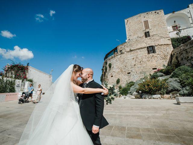 Il matrimonio di Giovanni e Monica a Ostuni, Brindisi 89