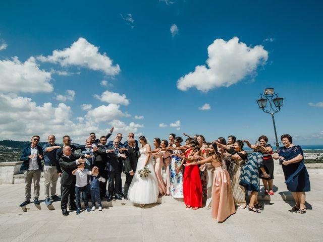 Il matrimonio di Giovanni e Monica a Ostuni, Brindisi 90
