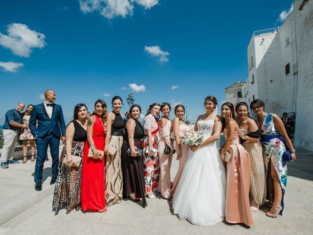 Il matrimonio di Giovanni e Monica a Ostuni, Brindisi 91