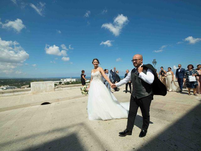 Il matrimonio di Giovanni e Monica a Ostuni, Brindisi 92