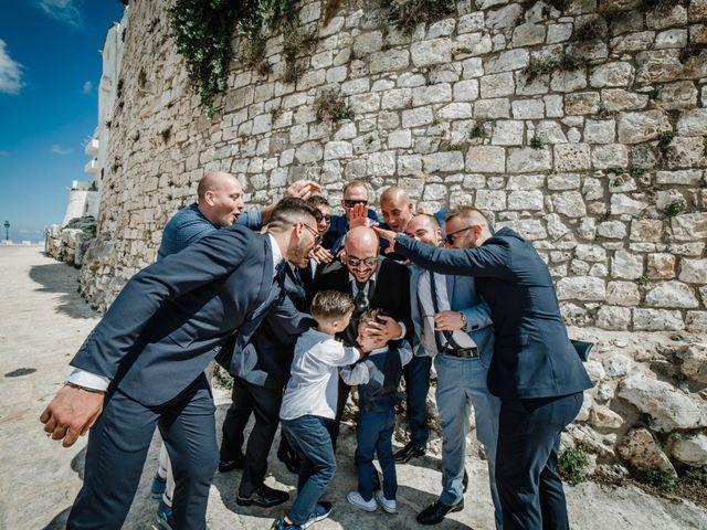 Il matrimonio di Giovanni e Monica a Ostuni, Brindisi 93