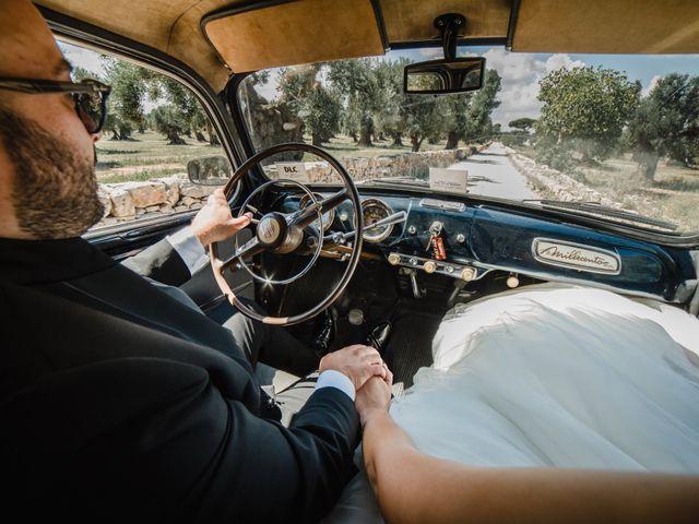 Il matrimonio di Giovanni e Monica a Ostuni, Brindisi 94
