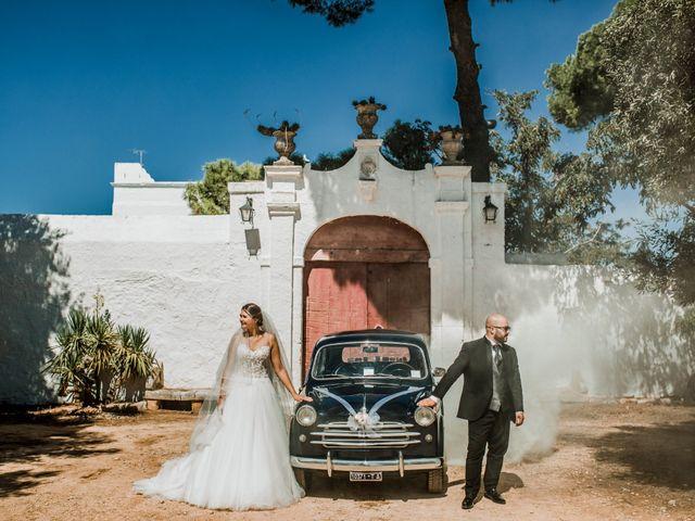 Il matrimonio di Giovanni e Monica a Ostuni, Brindisi 95