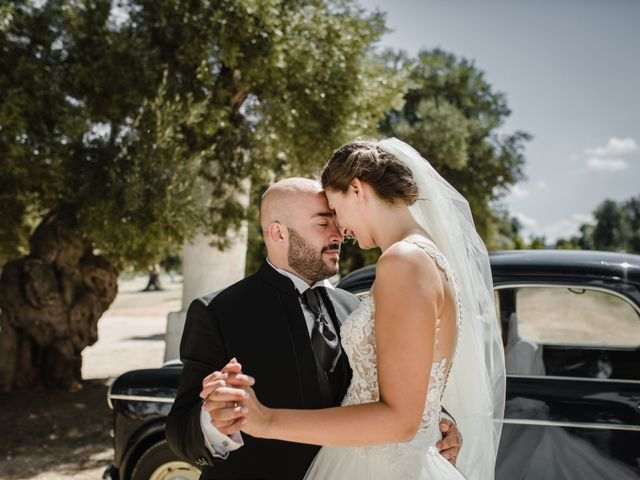 Il matrimonio di Giovanni e Monica a Ostuni, Brindisi 96