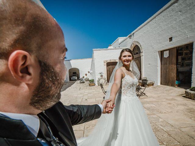 Il matrimonio di Giovanni e Monica a Ostuni, Brindisi 98