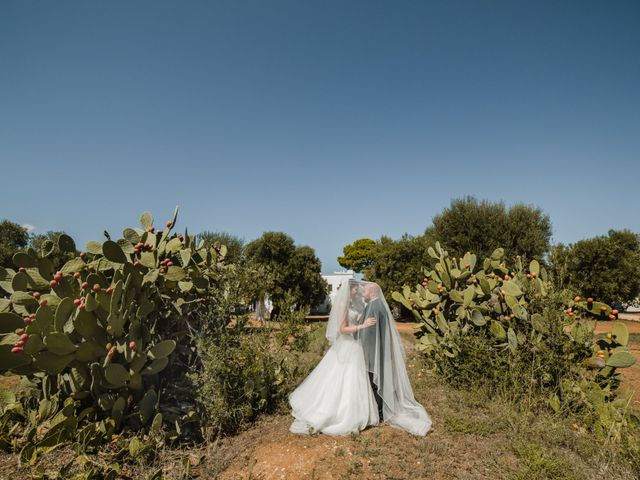 Il matrimonio di Giovanni e Monica a Ostuni, Brindisi 99