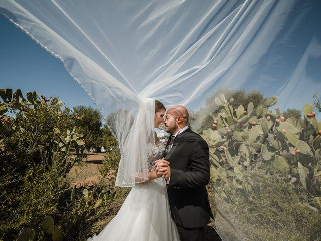 Il matrimonio di Giovanni e Monica a Ostuni, Brindisi 1