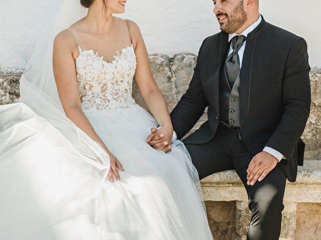 Il matrimonio di Giovanni e Monica a Ostuni, Brindisi 103