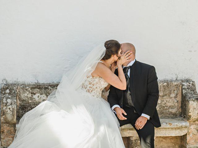 Il matrimonio di Giovanni e Monica a Ostuni, Brindisi 104