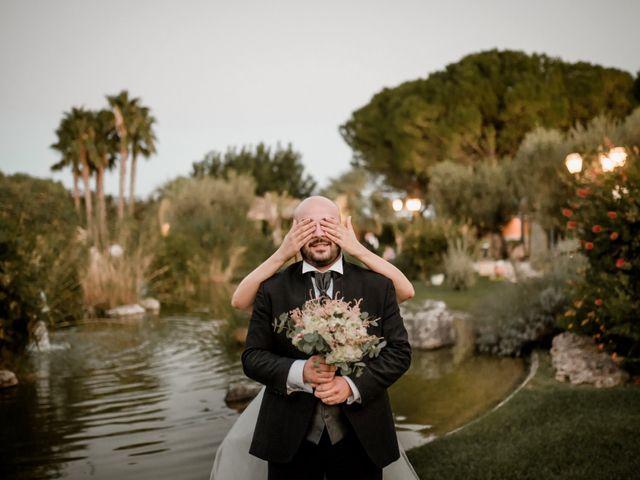 Il matrimonio di Giovanni e Monica a Ostuni, Brindisi 109