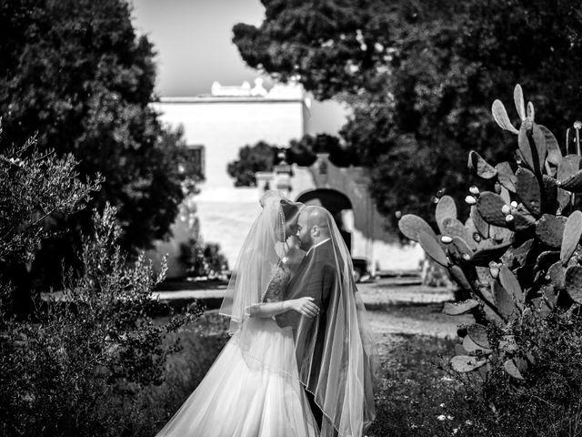 Il matrimonio di Giovanni e Monica a Ostuni, Brindisi 112