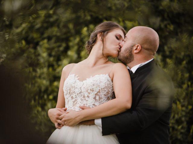 Il matrimonio di Giovanni e Monica a Ostuni, Brindisi 114