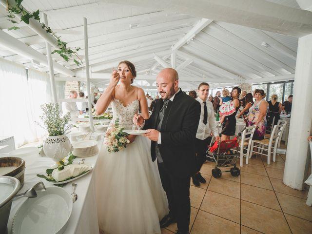 Il matrimonio di Giovanni e Monica a Ostuni, Brindisi 118