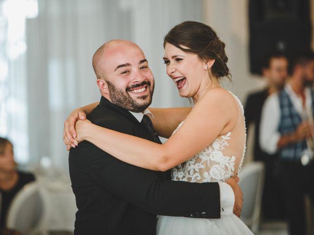 Il matrimonio di Giovanni e Monica a Ostuni, Brindisi 122