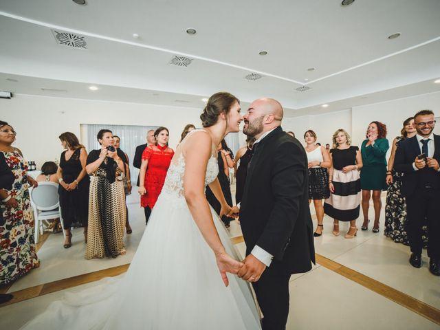 Il matrimonio di Giovanni e Monica a Ostuni, Brindisi 126