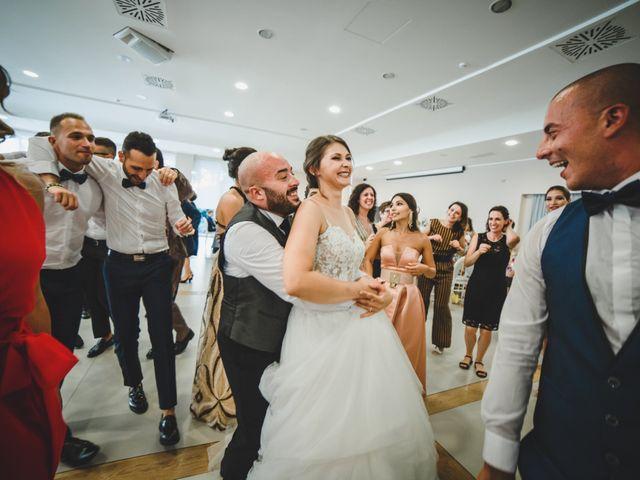 Il matrimonio di Giovanni e Monica a Ostuni, Brindisi 134