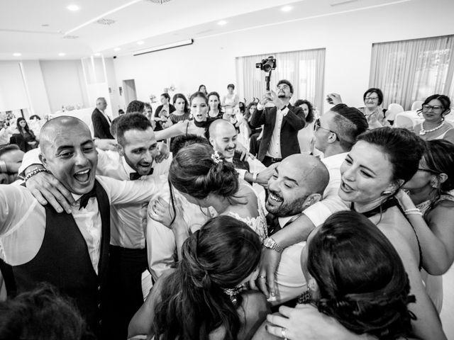 Il matrimonio di Giovanni e Monica a Ostuni, Brindisi 135