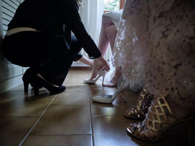 Il matrimonio di Maurizio e Greta a Capriolo, Brescia 23