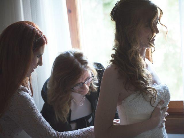 Il matrimonio di Maurizio e Greta a Capriolo, Brescia 25