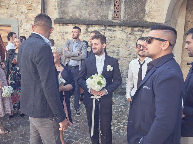 Il matrimonio di Maurizio e Greta a Capriolo, Brescia 31
