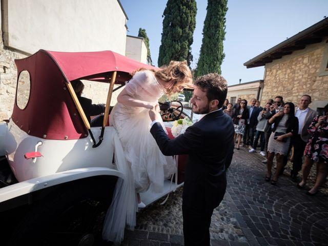 Il matrimonio di Maurizio e Greta a Capriolo, Brescia 32
