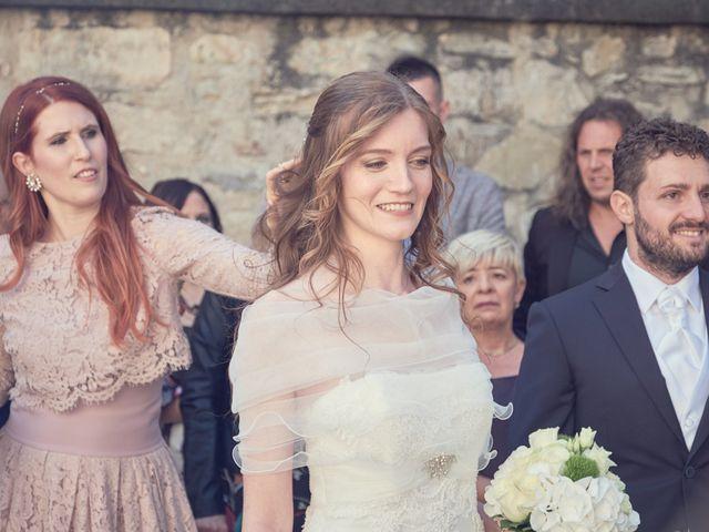 Il matrimonio di Maurizio e Greta a Capriolo, Brescia 33