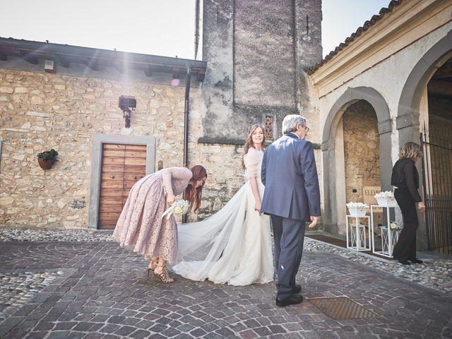 Il matrimonio di Maurizio e Greta a Capriolo, Brescia 35