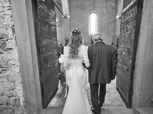 Il matrimonio di Maurizio e Greta a Capriolo, Brescia 36