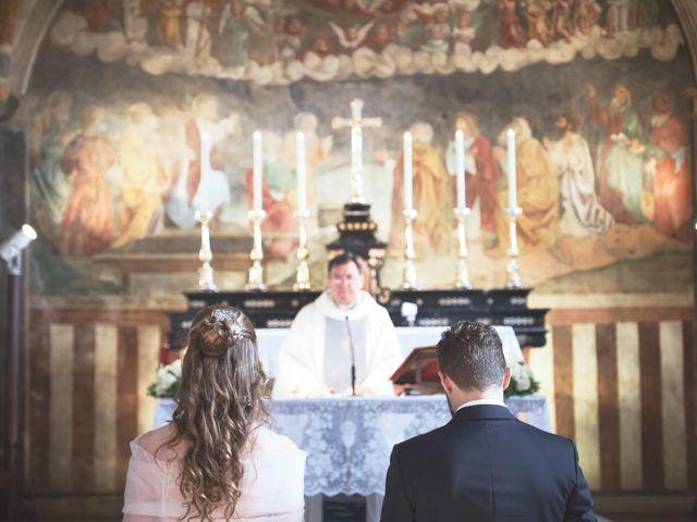Il matrimonio di Maurizio e Greta a Capriolo, Brescia 37