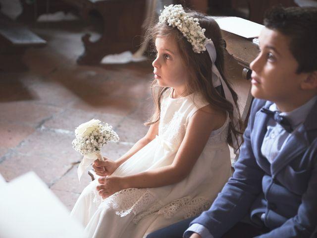 Il matrimonio di Maurizio e Greta a Capriolo, Brescia 39