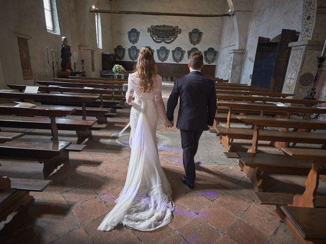 Il matrimonio di Maurizio e Greta a Capriolo, Brescia 42