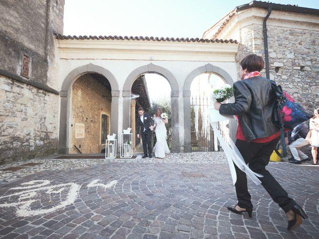 Il matrimonio di Maurizio e Greta a Capriolo, Brescia 43