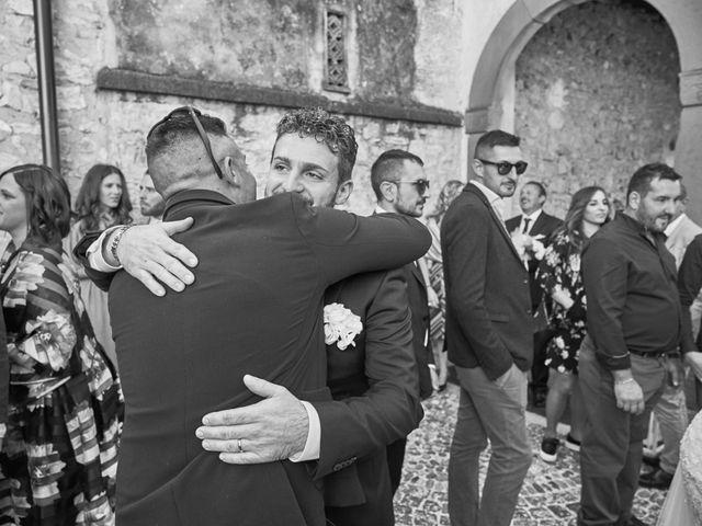 Il matrimonio di Maurizio e Greta a Capriolo, Brescia 45