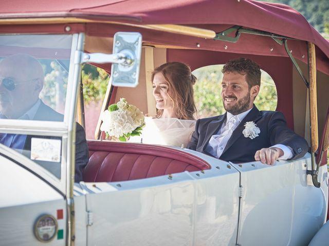 Il matrimonio di Maurizio e Greta a Capriolo, Brescia 48