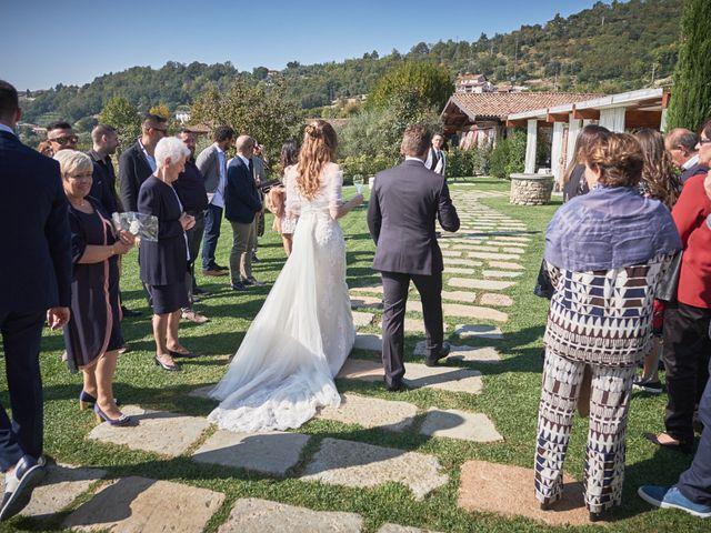 Il matrimonio di Maurizio e Greta a Capriolo, Brescia 50