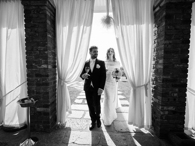 Il matrimonio di Maurizio e Greta a Capriolo, Brescia 51
