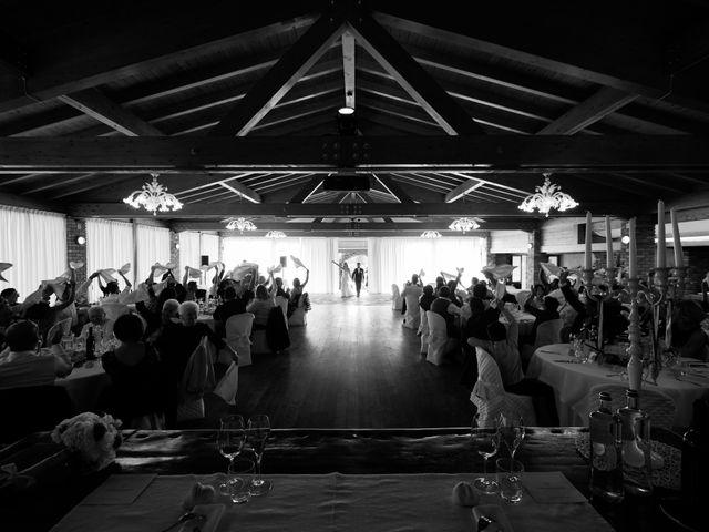 Il matrimonio di Maurizio e Greta a Capriolo, Brescia 62