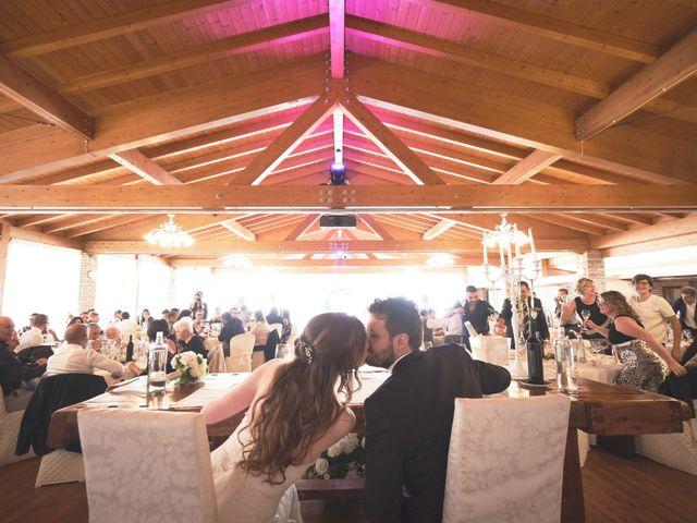 Il matrimonio di Maurizio e Greta a Capriolo, Brescia 63