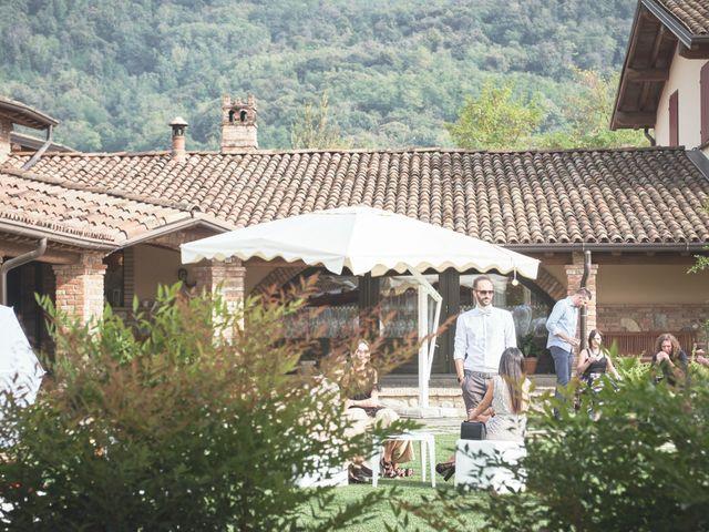 Il matrimonio di Maurizio e Greta a Capriolo, Brescia 65