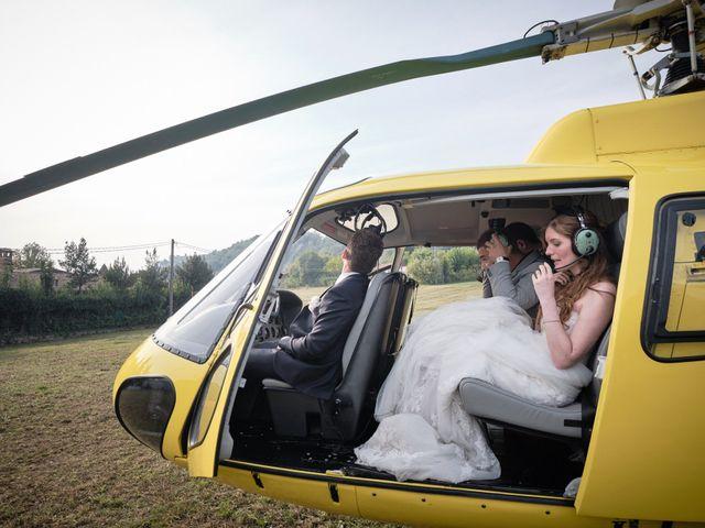 Il matrimonio di Maurizio e Greta a Capriolo, Brescia 67