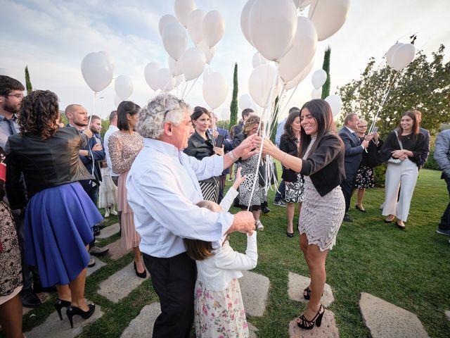 Il matrimonio di Maurizio e Greta a Capriolo, Brescia 76