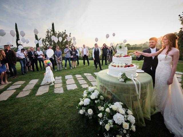 Il matrimonio di Maurizio e Greta a Capriolo, Brescia 79