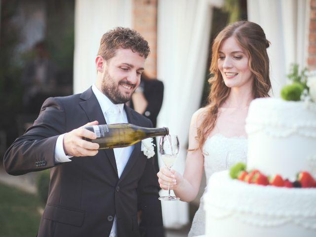 Il matrimonio di Maurizio e Greta a Capriolo, Brescia 81