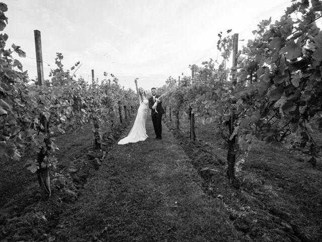 Il matrimonio di Maurizio e Greta a Capriolo, Brescia 83